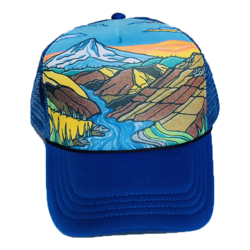 New and Improved Mt Hood Trucker