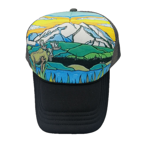 Rocky Mountain Moose Trucker