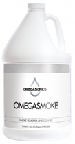 OMEGASONICS D113 OMEGA SMOKE ULTRASONIC SMOKE CLEANER/DEGREASER 1 GAL