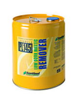 SENTINEL PL145 LOW ODOR MASTIC REMOVER 5 GAL