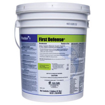FOSTERS 40-80C FIRST DEFENSE DISINFECTANT 5 GAL