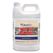 OMNIPRO ON&GONE MOLD STAIN REMOVER 2.5 GAL