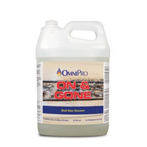 OMNIPRO ON&GONE MOLD STAIN REMOVER 4L