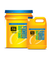 SENTINEL 522 SMOKE & ODOR CLEANER/DESTROYER 5 GAL