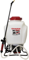 CHAPIN 63985 4GAL WIDE MOUTH BATTERY BACKPACK SPRAYER