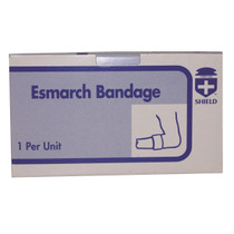 "ESMARCH BANDAGE - 3"" X 4.5' (7.5CM X 135CM)"
