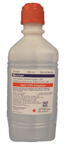 EYE WASH BUFFERED SALINE SOLUTION 1L