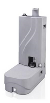 PORTABLE HAND WASH STATION GREY ROTOMOLD