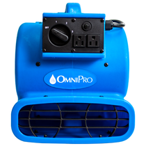 OMNIDRY MINI AIRMOVER WITH DAISY CHAIN BLUE