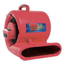 OMNIDRY CENTRIFUGAL AIR MOVER W/GFCI RED