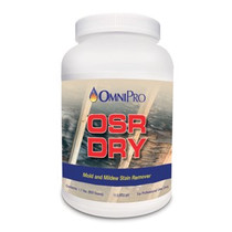 OSR DRY POWDER MOULD AND MILDEW STAIN REMOVER 2/PK