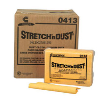 "CHICOPEE MASSLINN STRETCH 'N DUST CLOTH 12.6"" X 17"" 40/PK"