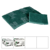 "SCOTCH-BRITE GENERAL PURPOSE SCRUB PAD 3"" X 4.5""  40/BX"