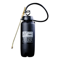"""HYDRO-FORCE 3GAL POLY SPRAYER TWBS  W/ 18"""" BRASS EXTENSION"""