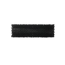 "BRUSH PRO 17"" BLACK EXTRA  AGGRESSIVE BRUSH SET (PAIR)"