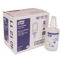 TORK 401211 EXTRA MILD FOAM HAND SOAP 1L CS/6