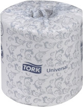 TORK TM1601A UNIVERSAL BATH TISSUE ROLL 2PLY CS/48