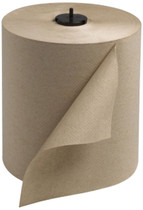 TORK 290088 UNIVERSAL HAND TOWEL ROLL 1PLY BROWN CS/6