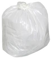 GARBAGE BAG 20 X 22 WHITE 500/CS