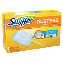 PG SWIFFER DUSTERS KIT 1 HANDLE + 5 REFILL