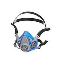 MSA ADVANTAGE 200 LS HALF FACE RESPIRATOR MD