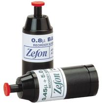 ZEFON AIR SAMPLING CASSETTES 25MM  8 MICRON FOR ASBESTOS BX/50