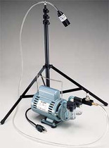 ALLEGRO T101 SERIES SAMPLING PUMP W/STAND