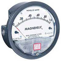 DWYER MAGNEHELIC AIR GAUGE/MANOMETER