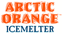 ARCTIC ORANGE ICE MELTER 22 LB BAG