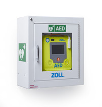 ZOLL AED 3 STANDARD ALARMED WALL CABINET