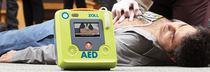 ZOLL AED 3 FULLY AUTOMATIC DEFIBILLATOR (FRENCH)