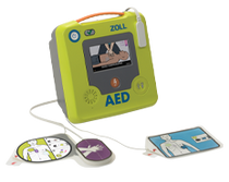 ZOLL AED 3 SEMI-AUTOMATIC DEFIBILLATOR (FRENCH)