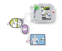 ZOLL AED 3 CPR UNI-PADZ UNIVERSAL (ADULT/PEDIATRIC) ELECTRODES 5YR SHELF LIFE