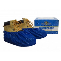 SHUBEE WATERPROOF SHOE COVER BLUE 40PR/BX