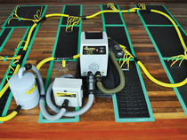 INJECTIDRY HP-PLUS FLOOR DRYING SYSTEM