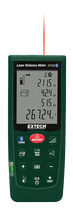 EXTECH DT500 LASER DISTANCE METER WITH BLUETOOTH