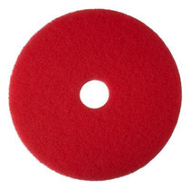 3M 5100 RED FLOOR PAD 20""