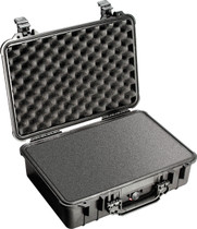 PELICAN 1500 WATERPROOF HARD CASE WITH FOAM