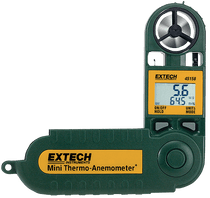 EXTECH MINI 3 IN 1 ANEMOMETER
