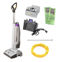PROTEAM FREEFLEX CORDLESS / CORDED UPRIGHT VACUUM