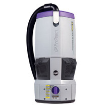 PROTEAM GOFREE FLEX PRO II CORDLESS BACKPACK VACUUM W/XOVER TOOL KIT