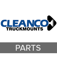 CLEANCO INTAKE SCOOP GASKET - COMPACT BASEPLATE