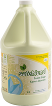 SAFEBLEND FOAM SOAP FRAGRANCE FREE 4L
