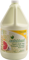 SAFEBLEND HAND & BODY SOAP PINK GRAPEFRUIT 4L