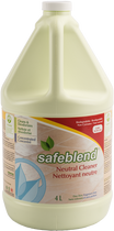 SAFEBLEND CONCENTRATED NEUTRAL CLEANER UNSCENTED 4L
