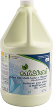 SAFEBLEND GLASS & MULTI SURFACE CLEANER ULTRA CONCENTRATE 4L