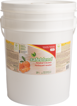 SAFEBLEND CONCENTRATED NEUTRAL CLEANER TANGERINE OIL 20L