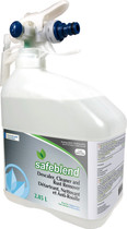 SAFEBLEND ULTRA-CONCENTRATED DESCALER, CLEANER & RUST REMOVER 2.85L