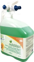 SAFEBLEND ULTRA-CONCENTRATED BIOENZYMATIC GREASE DIGESTER & DEODORIZING CLEANER 2.85L