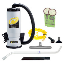 PROTEAM QUIETPRO BACKPACK WITH XOVER PERFORMACE TOOL KIT